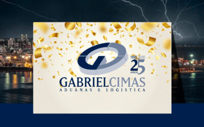 Gabriel Cimas | Aduanas & Logística celebra hoy sus 25 Años